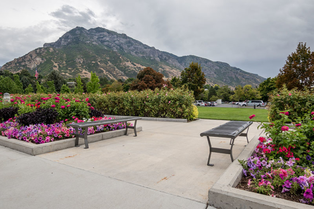 LDS Temple Bench Manufacturer