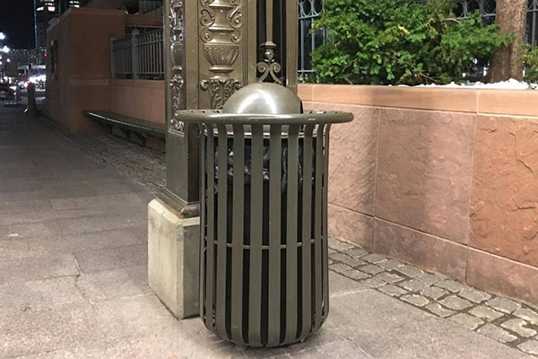 Salt Lake City Trash Receptacle Manufacturers