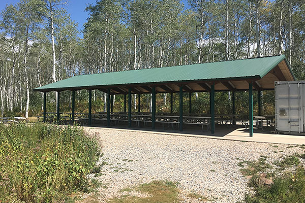 Pavilions For Camps