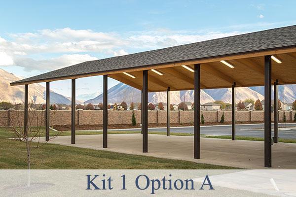 Kit 1 Option A Pavilion