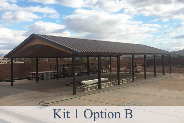 Kit 1 Option B Pavilion
