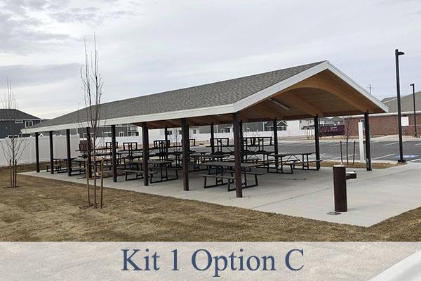 Kit 1 Option C Pavilion