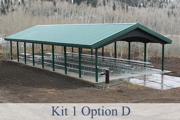 Kit 1 Option D Pavilion