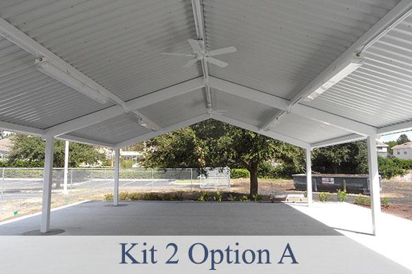Kit 2 Option A Pavilion