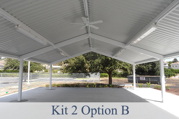Kit 2 Option B Pavilion