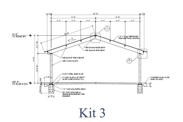 Kit 3 Pavilion