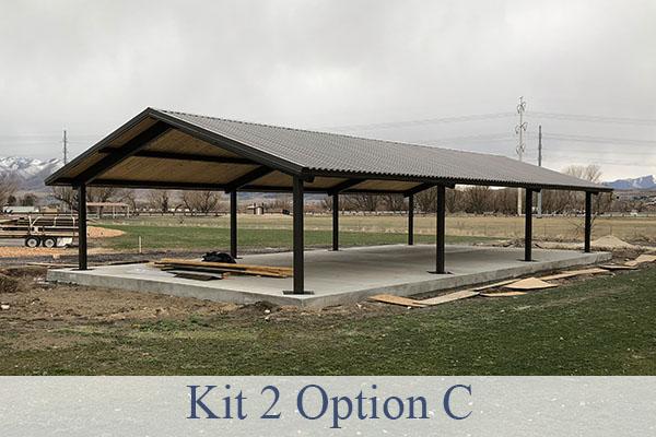 LDS Pavilion Kit 2 Option C
